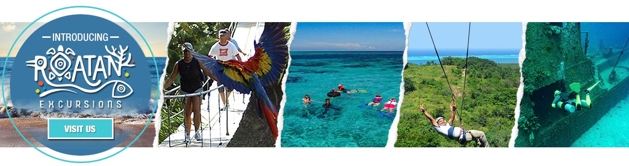 Roatan Excursions and Tours